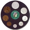 1912 Commemorative Coin Set