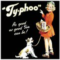 Single Coaster - Typhoo Tea (As Good As Good Tea)